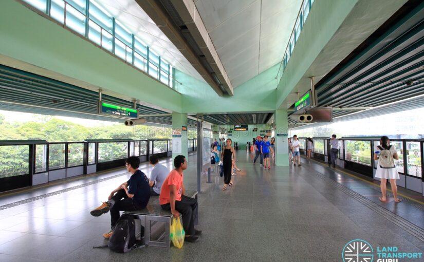 Buona Vista MRT Station Slim Barracks Rise Condo Near to One North